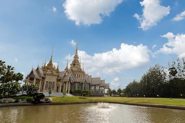 Wat Non Kum (Non Kum Temple) in Thailand