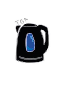 Электрический чайник.