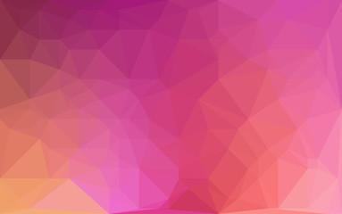 triangulation, stylish texture abstraction