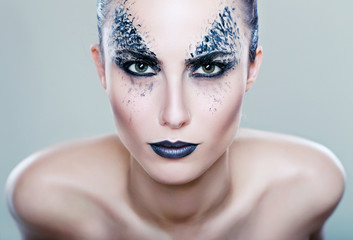 art fantasy make up