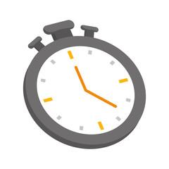 Chronometer icon. time  design. Vector graphic