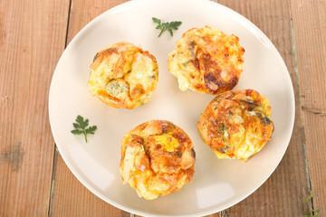 Eier- Muffins