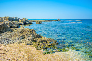 The nature of Caesarea