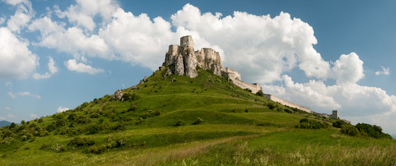 Spis castle - Unesco heritage Wall mural