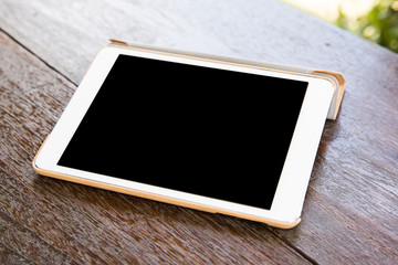 Blank digital tablet PC