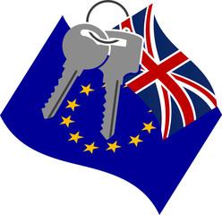 keys for UK from EU