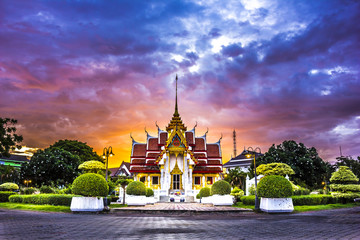 Tourist and leisure Buddhist