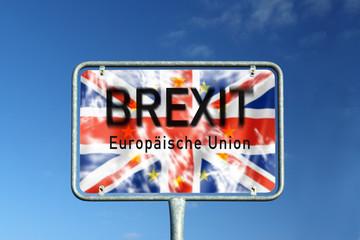 Brexit Europa Großbritannien
