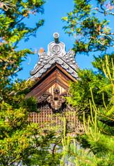 Buddhist temple in Nanzen-ji area - Kyoto