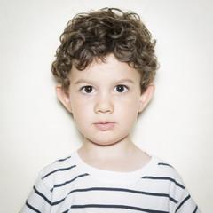Niño de dos años