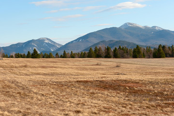 Adirondack Mountains near Lake Placid