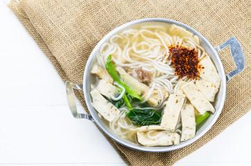 Noodle Vietnamese style