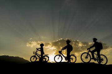 ailede bisiklet kültürü aşılamak