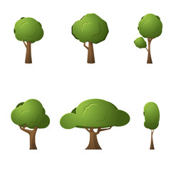 trees for game design