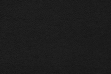 Luxury black leather texture background with gradients light for backdrop high resolution