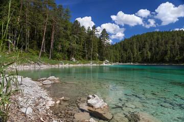 See in den Alpen Österreich