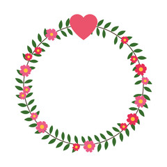 flower crown icon