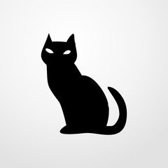 cat icon. cat sign
