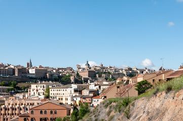 City scape of Toledo Spain europe