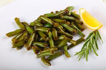 Baked green beans