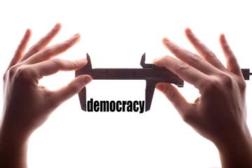Small democracy concept