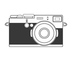 Photocamera retro