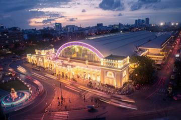 Bangkok train station