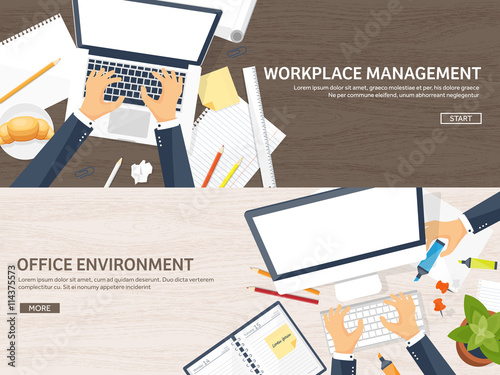management and work place design