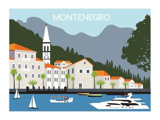 City in Montenegro.