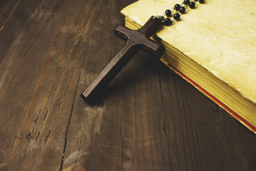 cross book