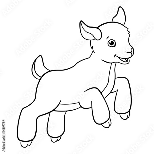 quot Coloring pages Farm animals