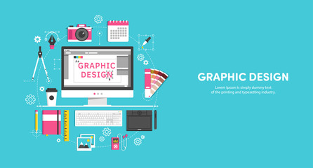 Illustration Graphic design