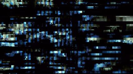 Glitch random digital signal error 10926