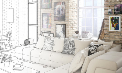 Kunst im Wohnraum (Planung)