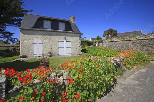 francia bretagna roscoff isola di batz imagens e fotos
