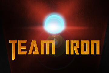 Team Iron Movie Title