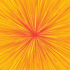 Sun Burst Background