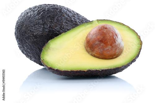 avocado avocados frucht fr chte obst freisteller. Black Bedroom Furniture Sets. Home Design Ideas