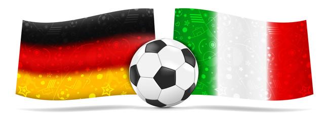 Deutschland vs Italien Viertelfinale