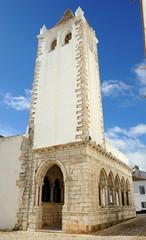 Church of Santa Maria in Estremoz, Alentejo, Portugal, Southern Europe