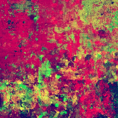 Fototapete - abstract painting background