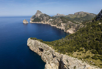 Aussichtspunkt Cala Figueroa Mallorca
