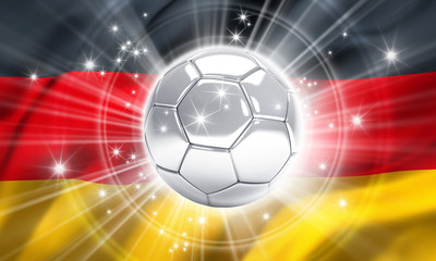 Germany soccer champion