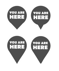 You are here pointer set vector