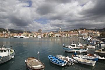 Imperia Oneglia, Liguria regoin, Italy