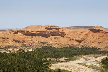 rocky desert mountains