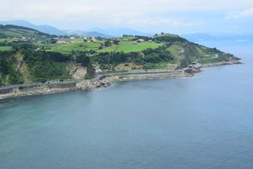 Baskische Küste