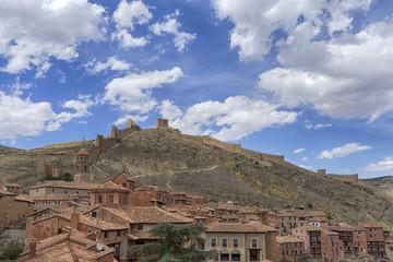 Hermosos pueblos de España, Albarracín en la provincia de Aragón