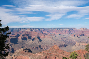 Views from around Mather Point, Grand Canyon