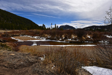 Rocky Mountain National Park - Fall River